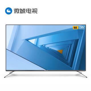 微鲸(WHALEY) 55D2U3000 55英寸 4K液晶电视  券后3298元