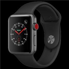 Apple Watch Series 3 GPS+蜂窝款 3458元包邮