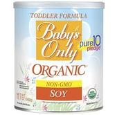 $9.99 Baby's Only 有机豆奶粉,360g
