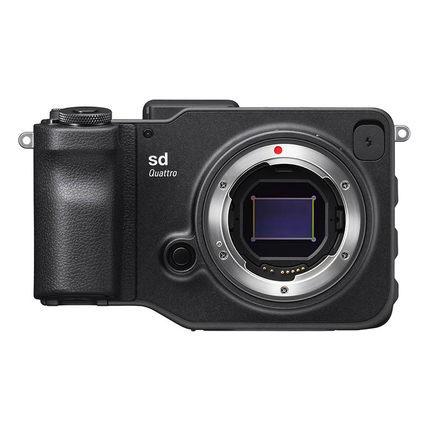 适马(SIGMA) sd Quattro 无反相机 + 18-35/1.8 套机 ¥8199