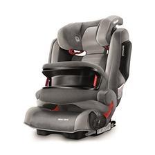 德国RECARO超级莫扎特儿童汽车安全座椅—银灰色(德国进口,香港直邮)适