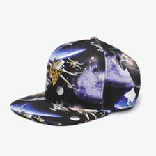 GAWS CAP 满版星空图案印花棒球帽 39元包邮