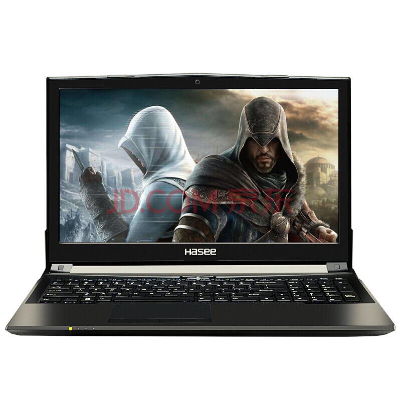 ¥4399 神舟(HASEE)战神Z5-KP5D1 15.6英寸游戏本笔记本电脑i5-7300HQ 8G 1T¥43995-7300