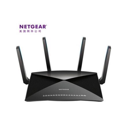 美国网件(NETGEAR) R9000AD 7200M 无线路由器( 802.11ac/ad、4600+1733+80¥2699