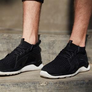 新款史低 英国 斯潘迪 Sprandi 针织袜套 男休闲运动鞋 299元包邮 专柜599元