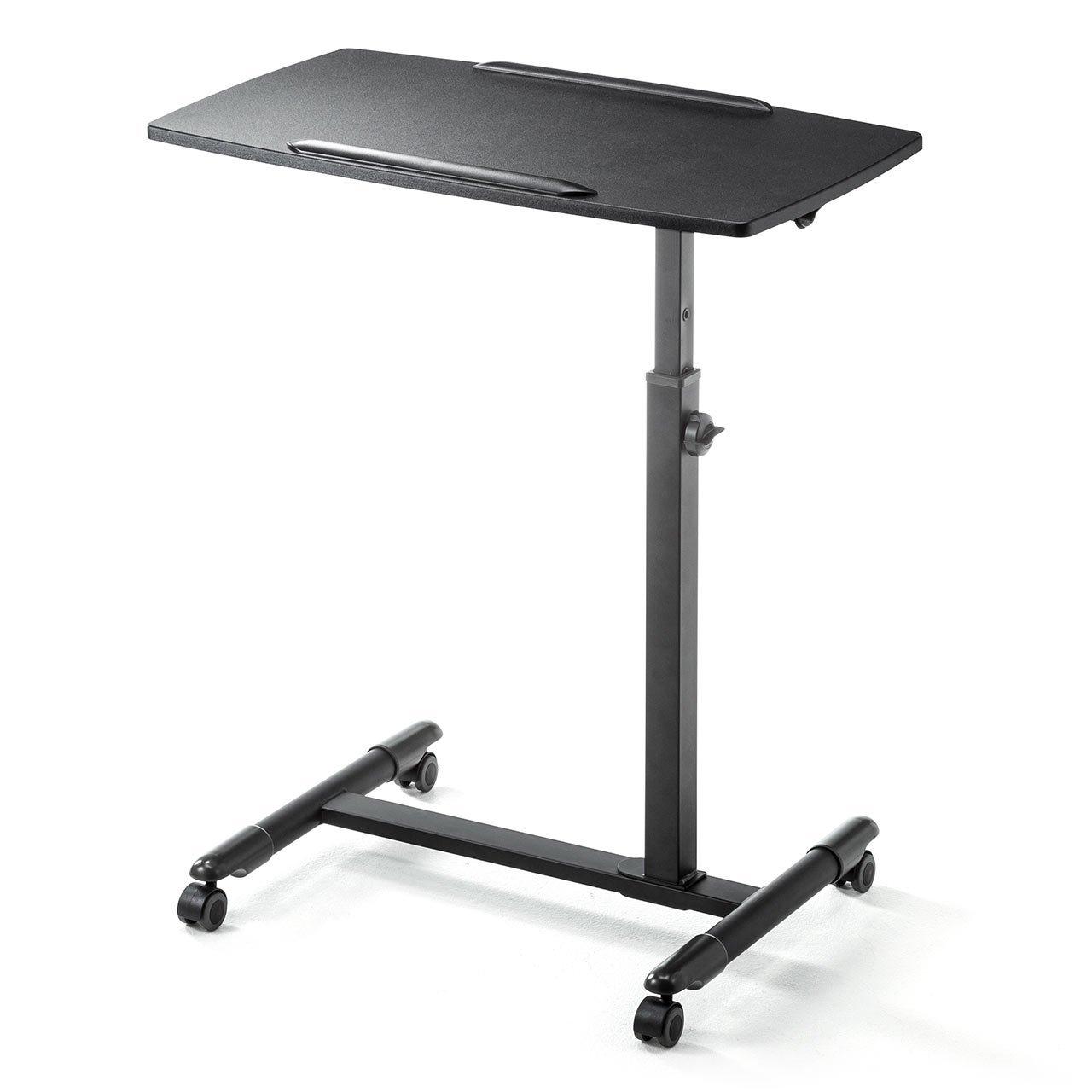 简易风格!山业 移动电脑桌 100-DESK044 包邮199元