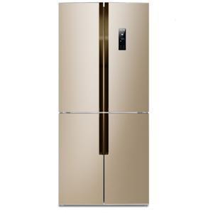 双12预售:美菱 BCD-418WPCX 对十字开门冰箱 418升 包邮 需1元预约3299元