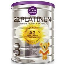 a2 艾尔 Platinum 白金版 婴儿配方奶粉 900g 3段 166.8元含税包邮