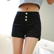¥19 牛仔短裤女热裤