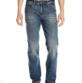 尺码齐全!Lee 男士 直筒牛仔裤 24美元约¥153