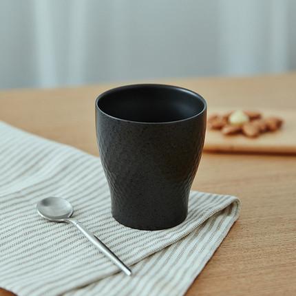 网易严选 日式和风敞口保温杯 250ML 3色可选 ¥36