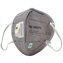 3M 9041V 活性炭口罩 15只装 108元包邮108元