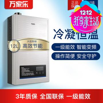 ¥999 万家乐一级能效燃气热水器LJSQ20-12411团购_价格_点评-国美团购¥99920-12411