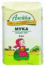 Aieuka艾利客小麦粉2kg(俄罗斯进口) 29元