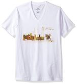 Armani Exchange 阿玛尼 男T恤 $22.48