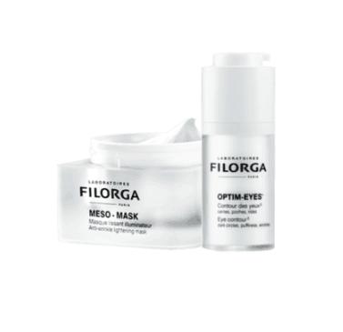 Filorga 菲洛嘉十全大补面膜50ml + 360雕塑眼霜15ml