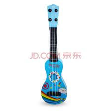 ¥9.9 贝芬乐 儿童小吉他 尤克里里 琴弦可调节 88043蓝色