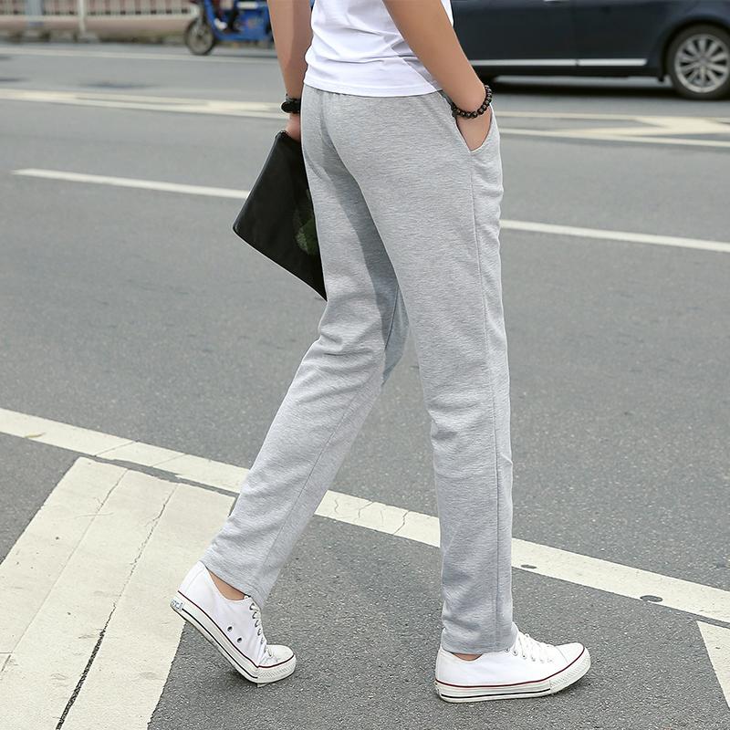 ¥19.9 男款加绒厚款运动裤卫裤