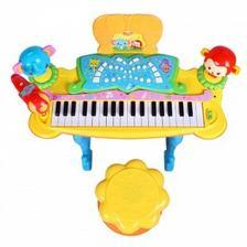京东商城 AUBY澳贝 多功能电子琴149元包邮 已降50元,需用券