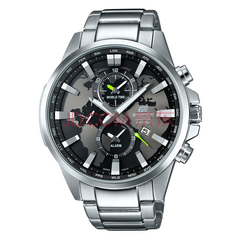 CASIO 卡西欧 EDIFICE系列 EFR-303D-1A 男士时装手表839元
