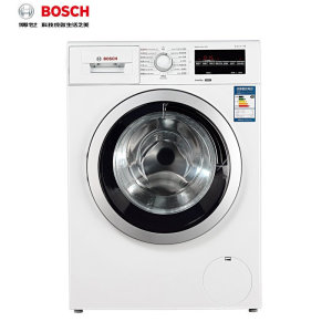 26日0点:BOSCH 博世 XQG80-WDG244601W 8公斤 洗烘一体 滚筒洗衣机3999元