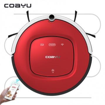 科语 Candy602 扫地机器人 自动回充 扫拖吸一体 599元包邮 同款京东849元