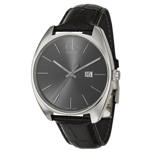 Calvin Klein Exchange系列 K2F211 07 男士时装腕表 $44.99(需用码,约¥359)