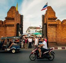 含元旦/清明五一: 全国多地直飞泰国清迈 往返含税机票 1480元起/人