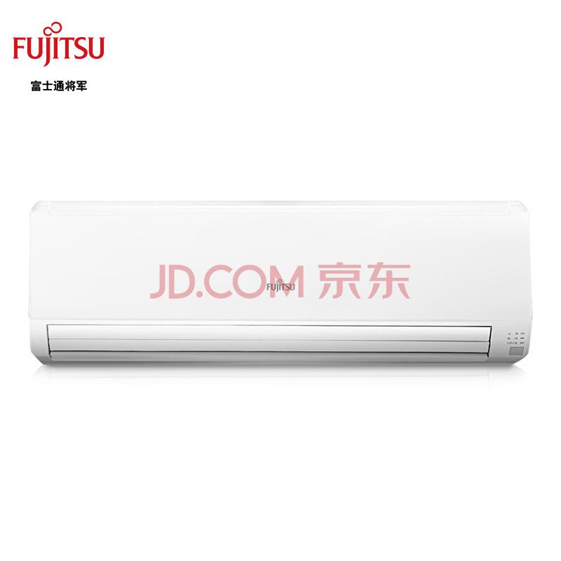 26号0点:!Fujitsu富士通 正3匹 二级能效 全直流变频 家用空调挂机 ASQG24LFCA¥7199