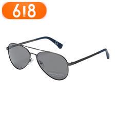 618好价:CK卡文克莱时尚大框系列太阳镜CKJ151S 活动好价399元包邮含税