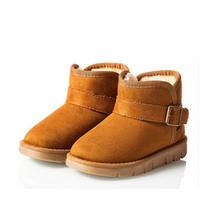 天猫 BoB DoG巴布豆 冬款儿童雪地靴39元包邮(多色多码可选)