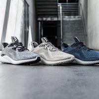 第1双$49.99(原价$110),第2双$25 adidas 人气专业跑鞋Alphabounce系列折上折,全场