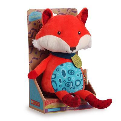 ¥109 B.TOYS 会说话狐狸玩偶