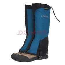 ¥69 思凯乐(SCALER)冬季户外男女款防风防水雪套沙套护腿 湖蓝 125101 M