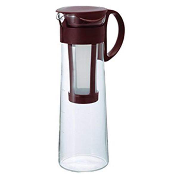 凑单品!HARIO MCPN-14CBR耐热玻璃家用咖啡壶1L 1009日元(凑单转运到手约¥123)