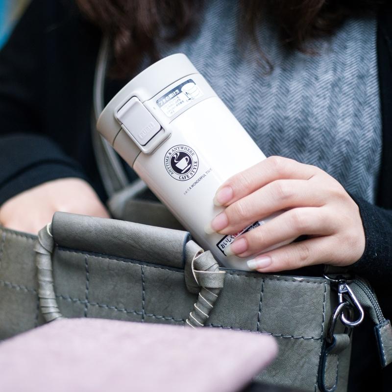 21号10点:Asvel 阿司倍鹭 不锈钢真空咖啡杯 保温杯(290ml/370ml两款多色可选) 79元