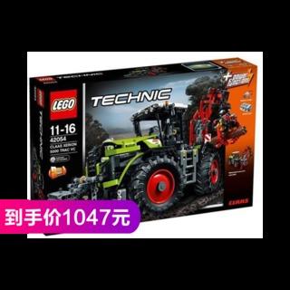 双11预售:乐高(LEGO) 科技系列 42054 克拉斯Xerion 5000型拖拉机 897元包邮包税(需定金,双11付尾款)