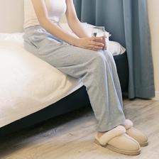 网易严选 Paris名媛纯棉休闲裤 ¥69