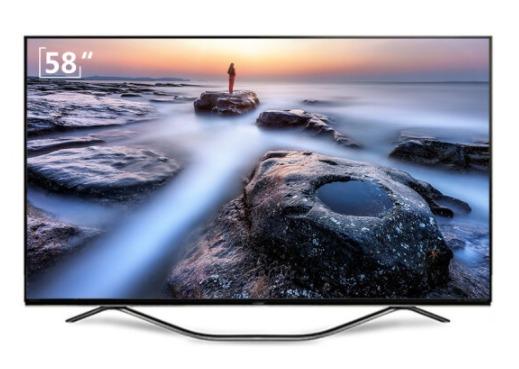 SHARP 夏普 LCD-58SU761A 58英寸 4K电视 包邮(需用券)4355元