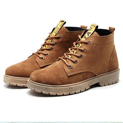 吉祺美 复古英伦风马丁靴 39.9元包邮
