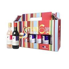 送礼佳选!圣尚 保罗时尚版葡萄酒礼盒 199元包邮