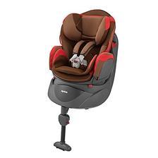 阿普丽佳(Aprica) 乐酷哆汽车座椅(经典红) 360度四方向旋转 3向3阶段 平躺