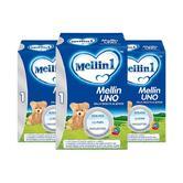 临期品: Mellin 美林 婴幼儿配方奶粉 1段 800g*3罐装 *2件 132.11元含税包邮(合66.1元/件)
