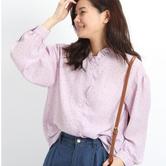 LOWRYS FARM 女士衬衣 2052日元 可直邮约120元