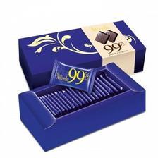 京东商城 Alfredo爱芙 99%香浓黑巧克力礼盒装100g/盒19.9元(限地区)