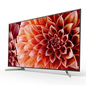 索尼(SONY) KD-75X9000F 75英寸 4K HDR液晶电视 18年新款¥28999