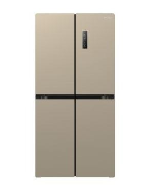 Midea 美的 BCD-468WTPME 468升 对十字开门冰箱 (4199元,每满100-100)3799元