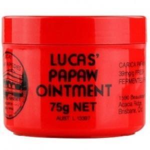 LUCAS' Papaw Ointment 木瓜膏 75g *2件