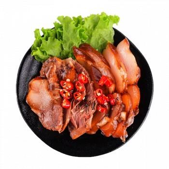 京东商城 鹏程 酱猪头肉225g/袋7.9元(可满199减40)