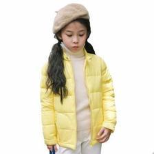 苏宁易购 安丽虎尼 儿童轻薄羽绒服亲子装59元包邮 8色可选